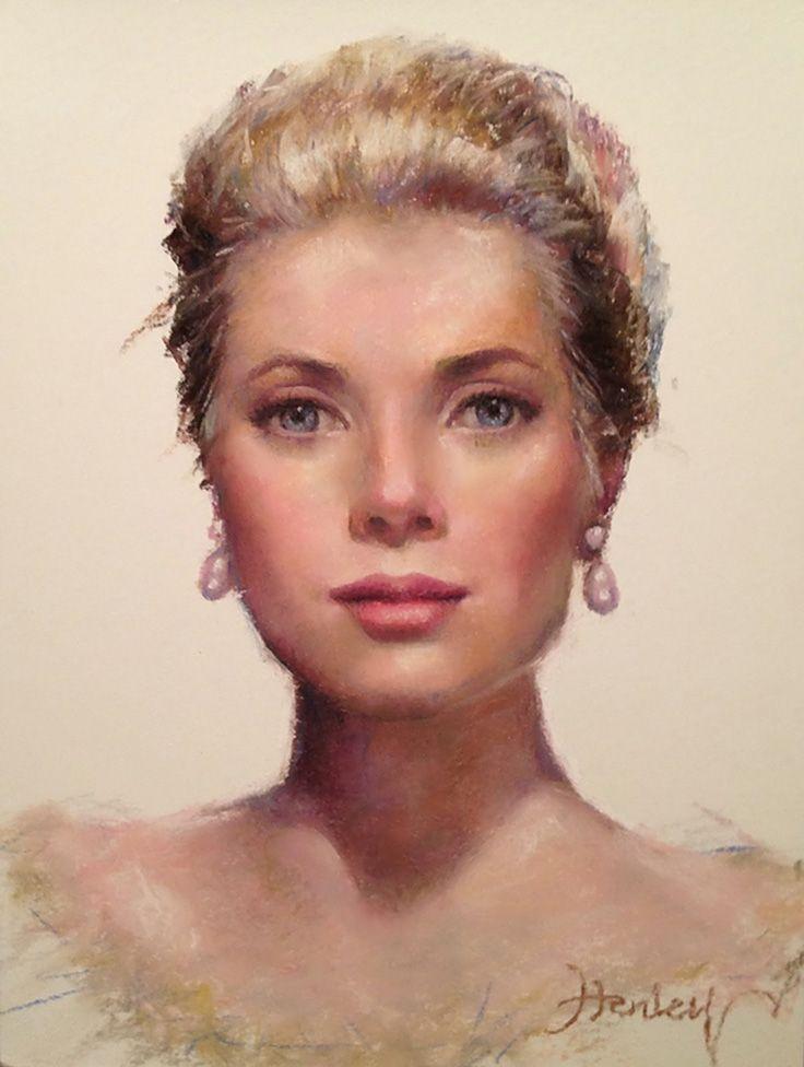 """Elegance"" (Princess Grace Kelly of Monaco) - Denise ..."