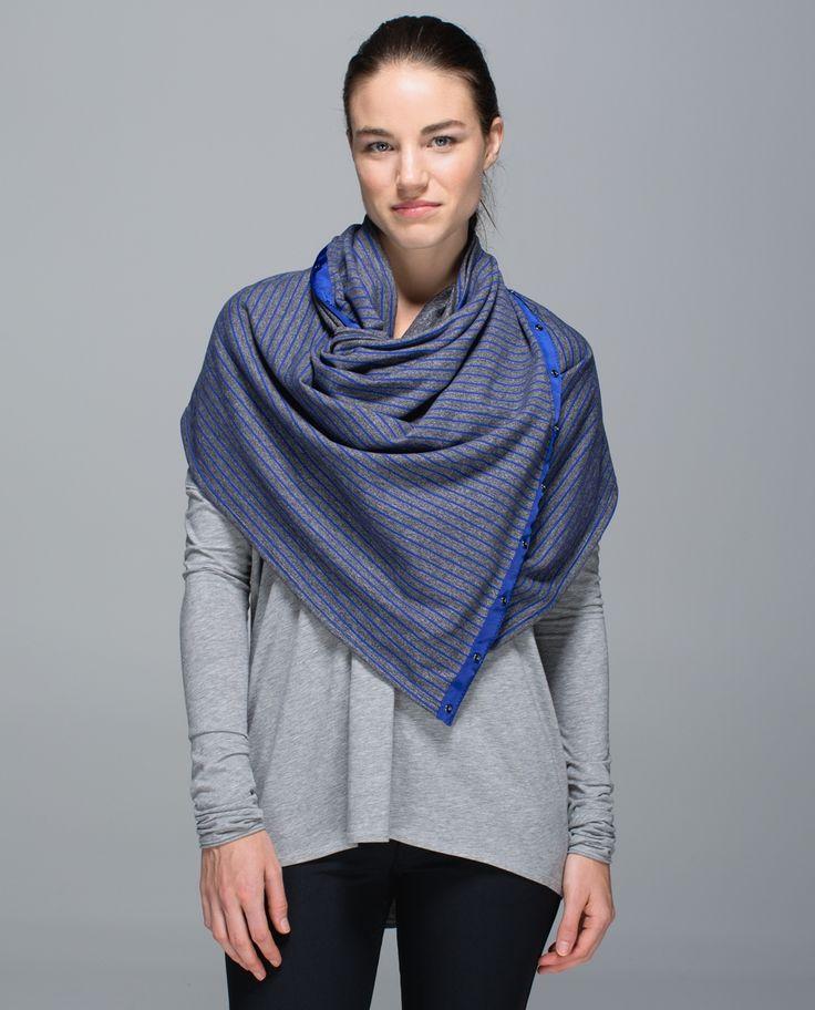 1000 images about lululemon vinyasa scarf on