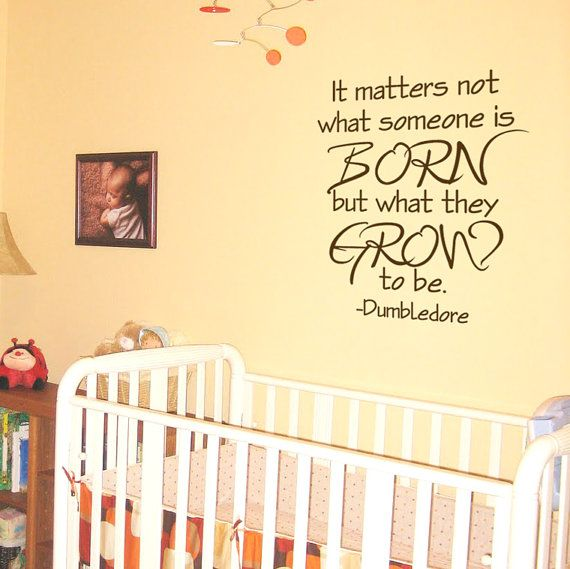 25+ Best Nursery Wall Quotes On Pinterest