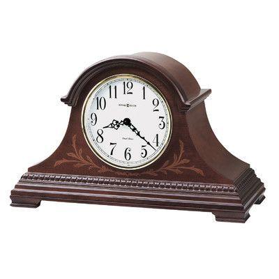 Howard Miller Marquis Chiming Quartz Mantel Clock