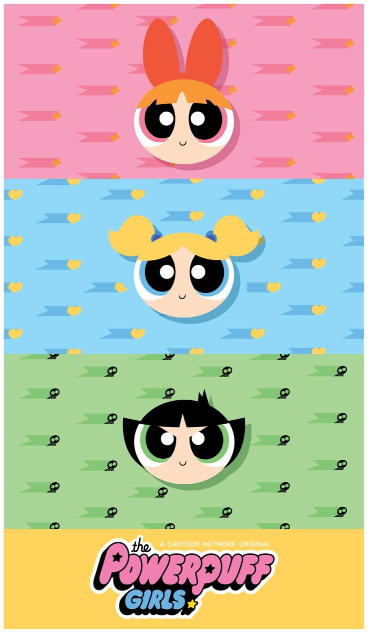 The toughest sisters in all of Townsville. Don't miss the Powerpuff Girls, coming in April on Cartoon Network!