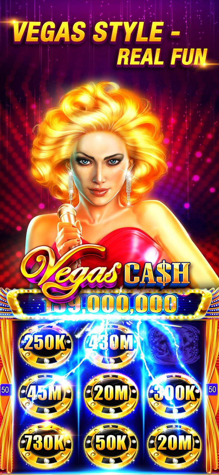 Slotomania™ Vegas Casino Slots on the App Store Casino
