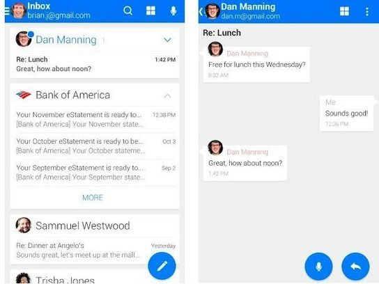 WeMail makes email more like instant messaging