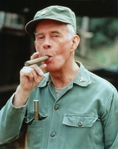 Harry Morgan - The Emmy-winning actor, best known for playing the caustic but beloved Colonel Potter who oversaw those lovable goofball doctors on CBS's M*A*S*H, passed away at age 96 after battling pneumonia.
