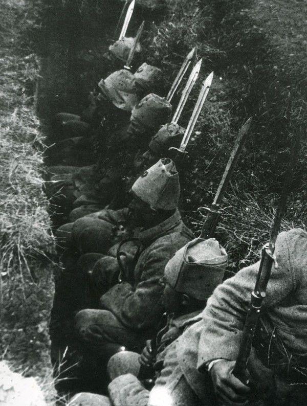 Ottoman Empire Turkish Soldiers. WW1