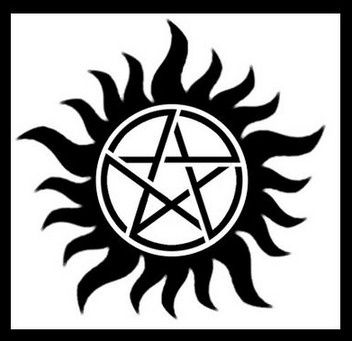 Winchester Brothers Tattoo CW Supernatural