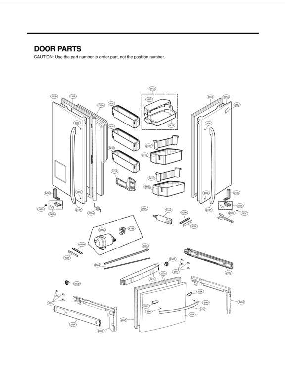 best 25  lg refrigerator parts ideas on pinterest
