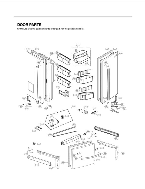 best 25  lg refrigerator parts ideas only on pinterest