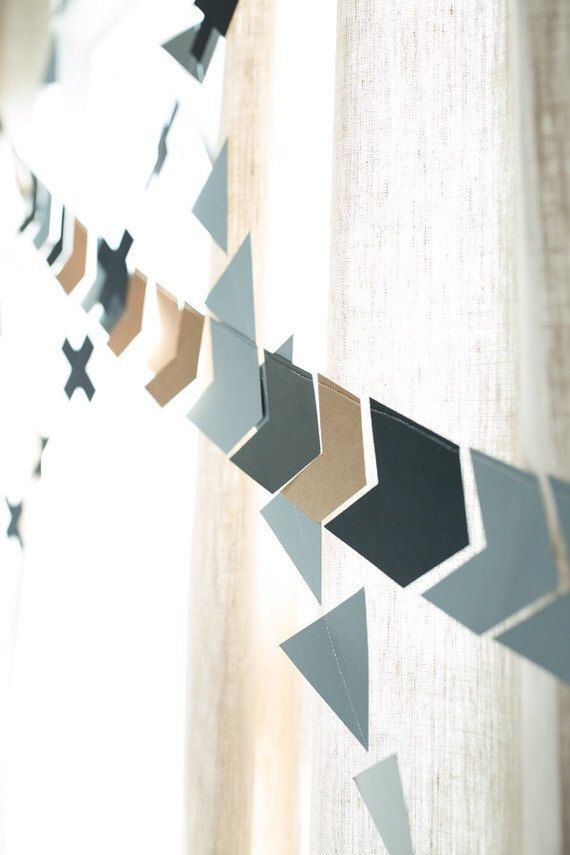 PURCHASED! Color scheme: Black,Grey, blue & Gold Geometric banner