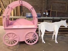Horse For Candy Cart ,Florist, Candy Floss, Coffee, Sweet, Retail