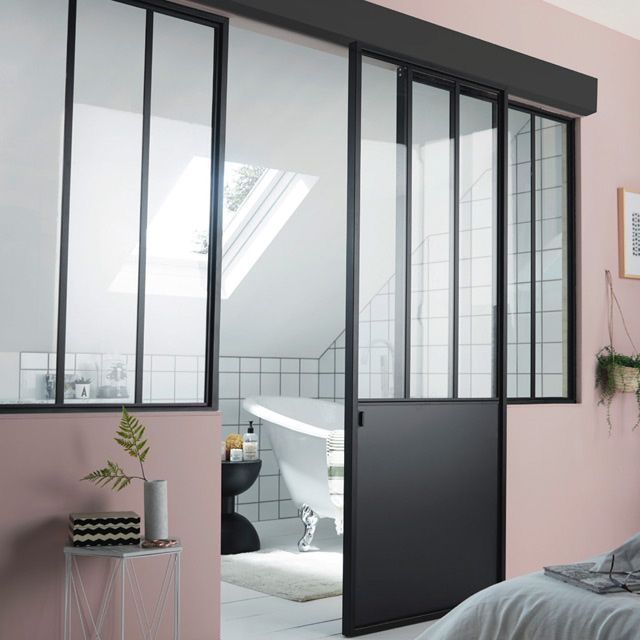 les 25 meilleures id es de la cat gorie porte coulissante castorama sur pinterest dressing. Black Bedroom Furniture Sets. Home Design Ideas