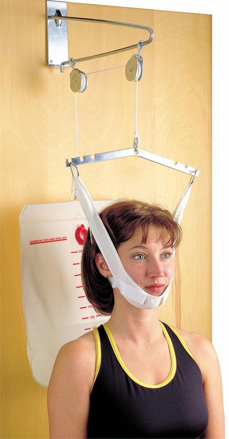 18 Best Cervical Traction Images On Pinterest Neck Pain