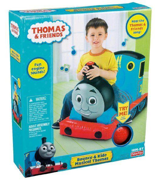 Thomas the Train: Bounce and Ride Thomas:Amazon:Toys & Games