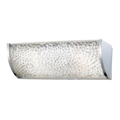 Titan Lighting | 2- Light Wall Mount Polished Chrome Bath Bar | Home Depot Canada
