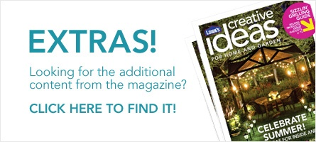 I love this magazine it has great creative ideas in it.  I subscribed online they send for free!