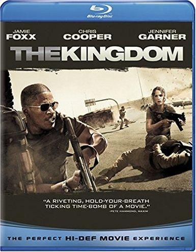 Jamie Foxx & Chris Cooper & Peter Berg-The Kingdom