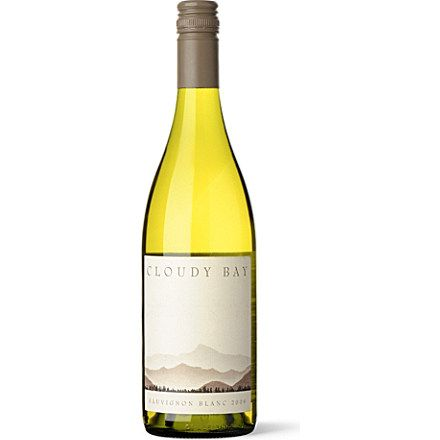 CLOUDY BAY Cloudy Bay Sauvignon Blanc 2012 (£24.99)  Probably the most famous Sauvignon Blanc in the world – this is the wine that put New Zealand Sauvignon on the map. Its aromatics encapsulate a broad spectrum of varietal flavours and tropical fragrances of guava and mango to ripe citrus and sweet herbs. The palate also is juicy and voluminous, combining concentrated flavours with a mineral acidity that leaves a long, fresh and intense finish.
