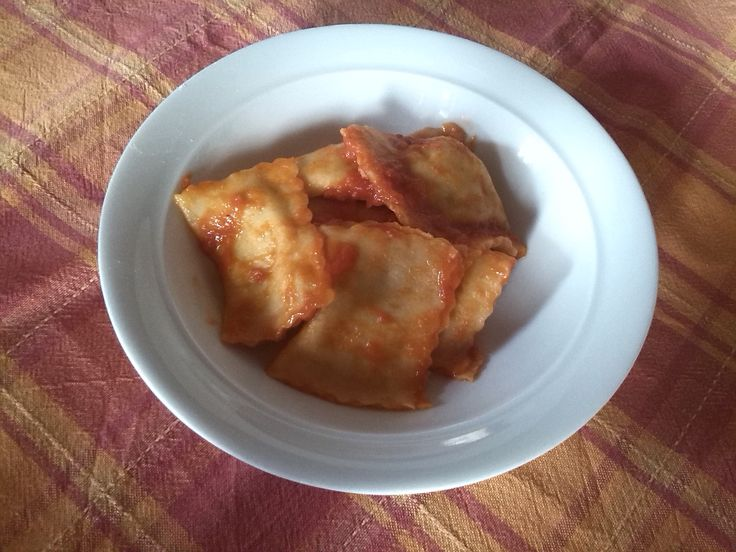#fresh #pasta tortelle del casentino: fresh pasta stuffed with potatoes, bacon and cheese