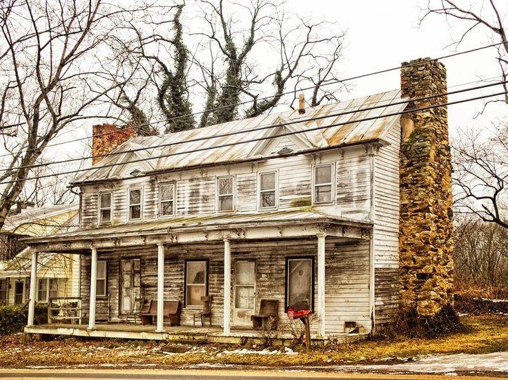 Awesome Abandoned Plantation Estate In Va
