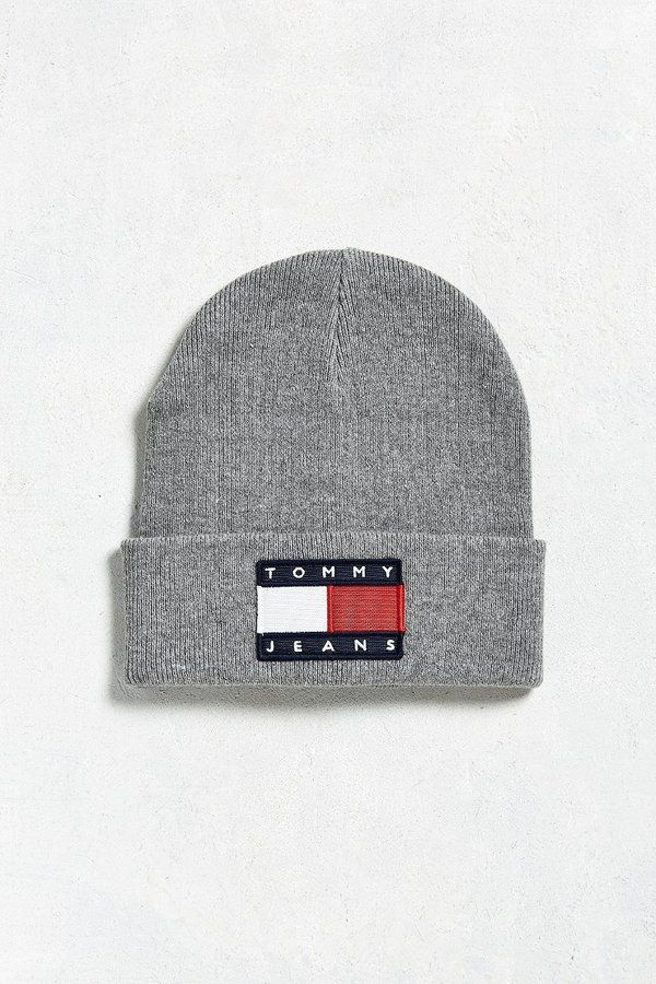 9c127e7f Tommy Hilfiger Tommy Jeans For UO '90s Beanie See more at https://