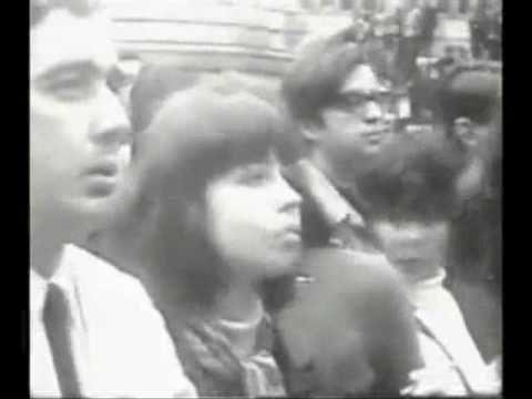 Pra não dizer que não falei das flores - Geraldo Vandré (1968) e ainda tem gente que diz que não houve Ditadura no Brasil.Prestem atenção nesta letra.