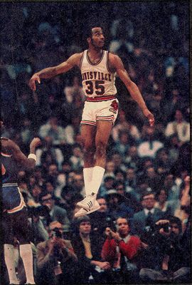 Highest Vertical Leap in History | Louisville Cardinals Storied Program's 50 Greatest Players of All-Time ...
