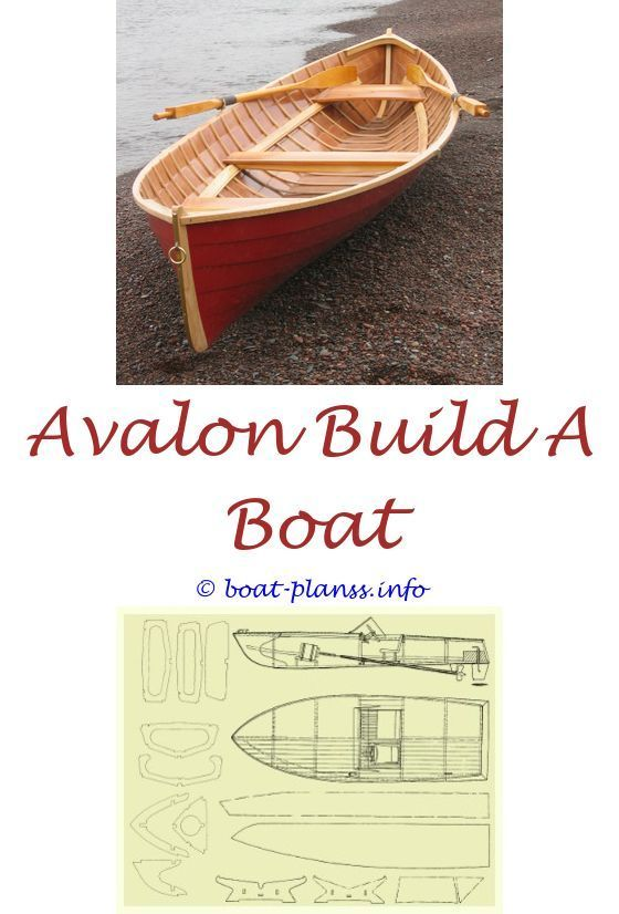 how to build a small wooden model boat
