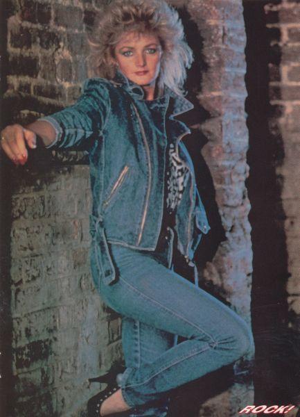 51 Best Bonnie Tyler 1980s Images On Pinterest
