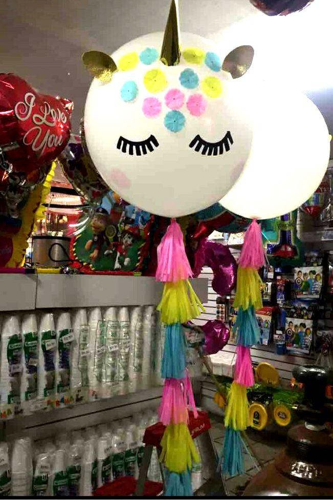 Decoración con globo! <3