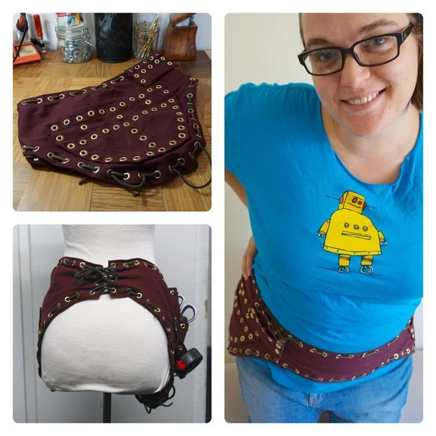 Picture of Stylish Grommet Tool Belt
