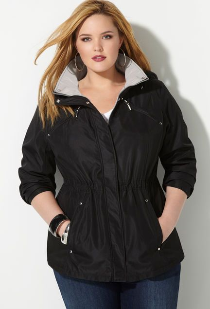 Ladies are more inclined towards style and fashion then men and therefore women's plus size raincoats are the perfect fit for their requirements.