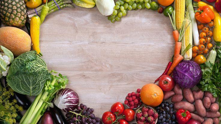 Hjärtat skyddas från sjukdomar av rätt mat