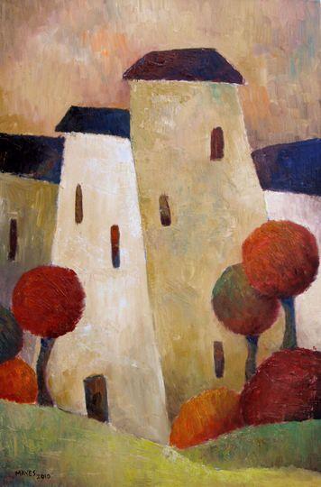 J. Mayes - Old Suburbia