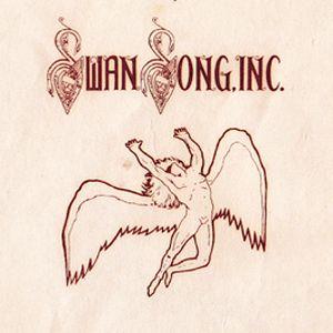 Swan Song Records (Led Zeppelin) - Swan Song Inc. Letterhead