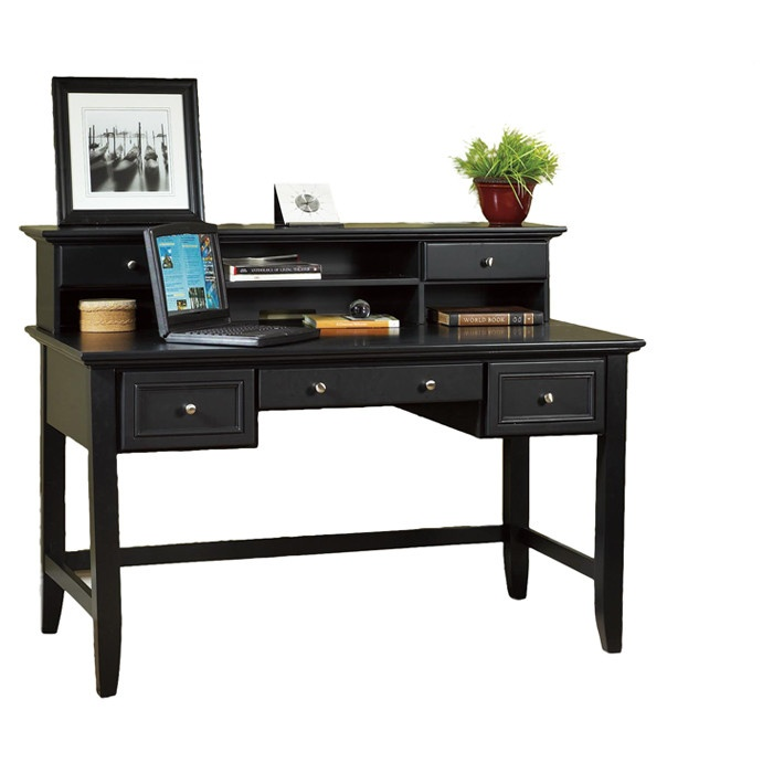 Desk I Love 80s : Bedford executive desk hutch set furniture love