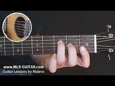 "How to play ""The House Of The Rising Sun"" - MLR-Guitar Lesson #1 of 4"