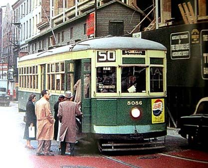 Electric Trolleys In 1900 Lima stanito com