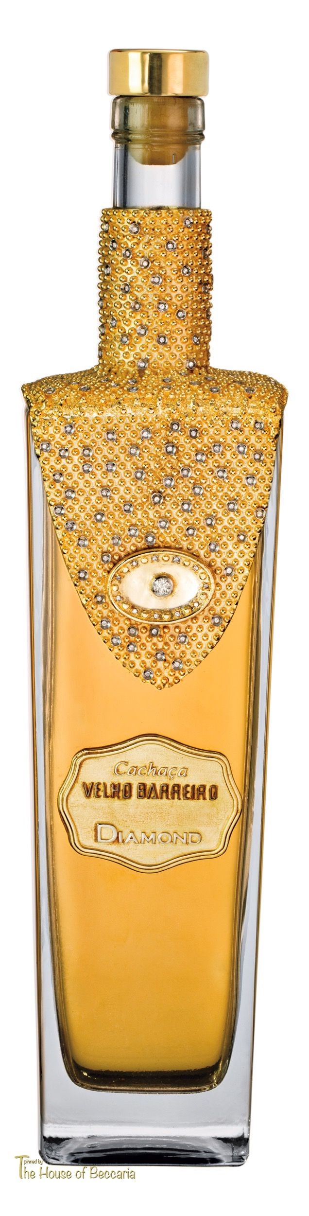Most expensive Cachaça in the world priced, at U$100,000,00