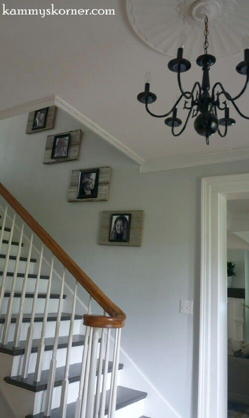 Reclaimed Wood Photo Frames