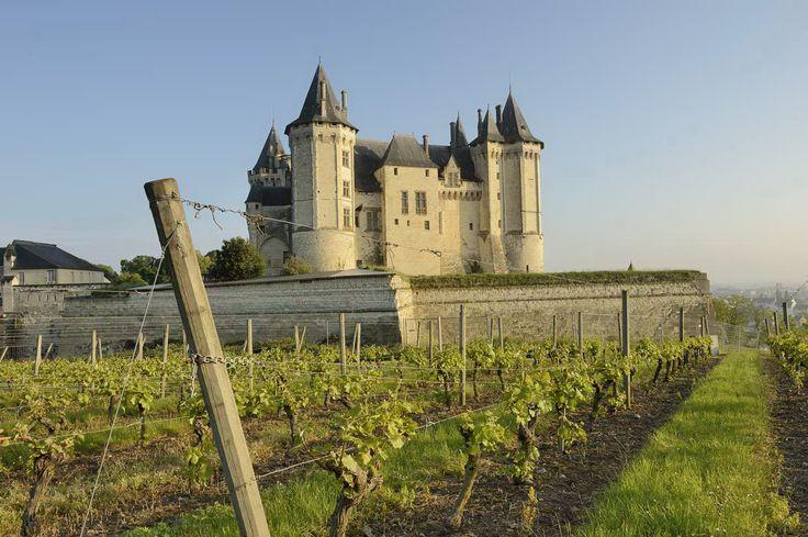 Le château de Saumur - Photo YLB