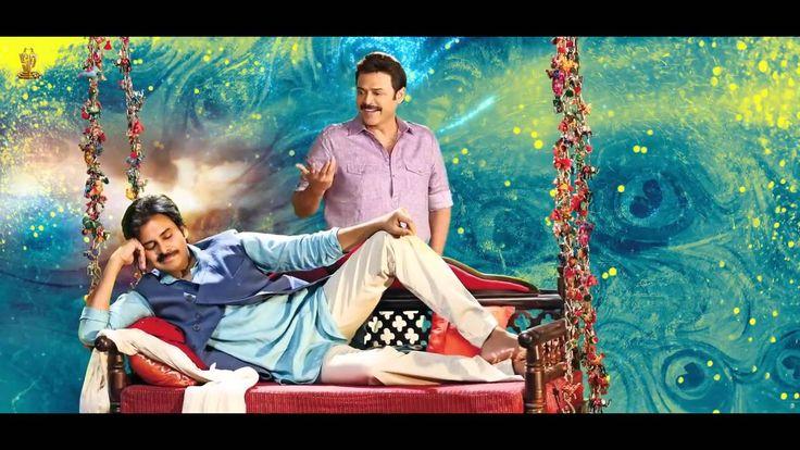 Gopala Gopala Official Motion Poster Trailer