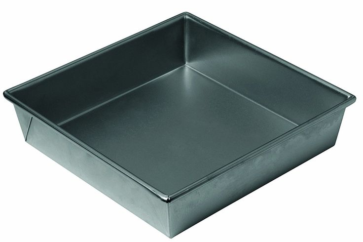 Chicago Metallic Non Stick 9-Inch Square Cake Pan -- You can find out more details at the link of the image.