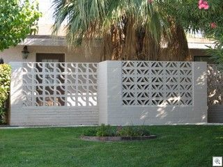 Uncle Jack's Very Vintage Vegas – Mid Century Modern Homes, Historic Las Vegas Neighborhoods, Las Vegas History and Urban Living by Jack LeVine Decorative Concrete Block Designs
