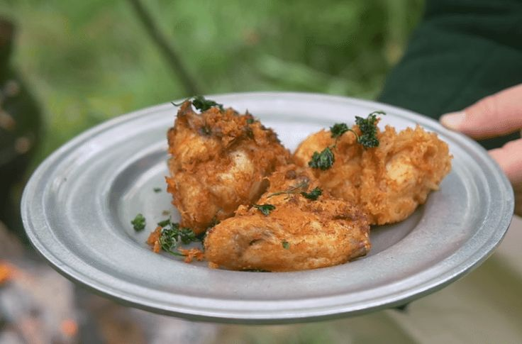 This 18th Century Fried Chicken Recipe is Breaking the Internet