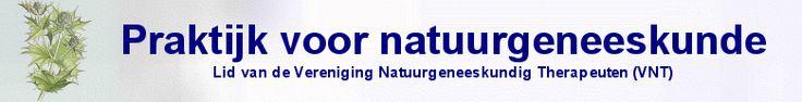 Praktijk voor natuurgeneeskunde: veel info over voeding