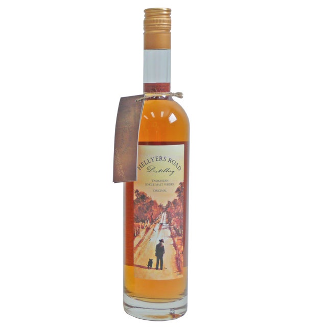 hellyers road distillery pinotnoir cask
