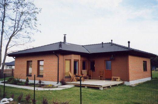 Oltre 20 migliori idee su case in legno su pinterest for Strutture prefabbricate in legno