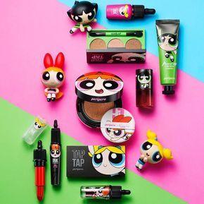 maquillaje de las chicas superpoderosas