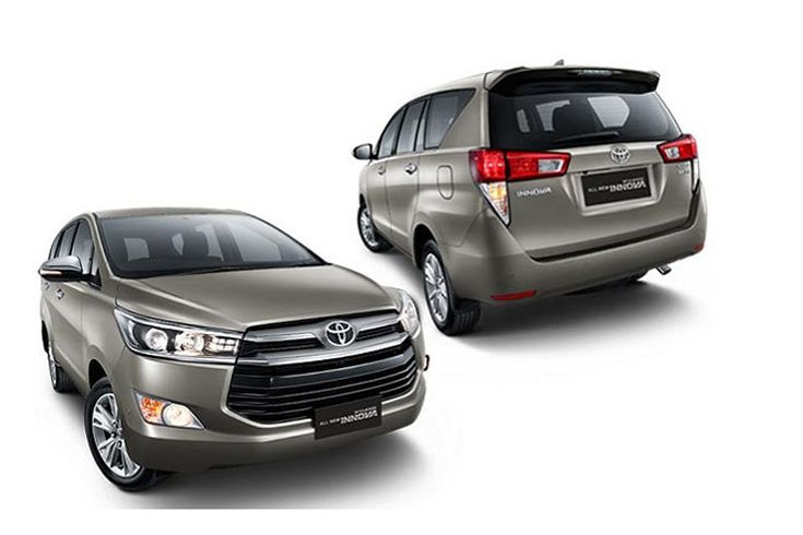2016 Toyota Innova avails 5,780 bookings with 55% customers opting for diesel variant