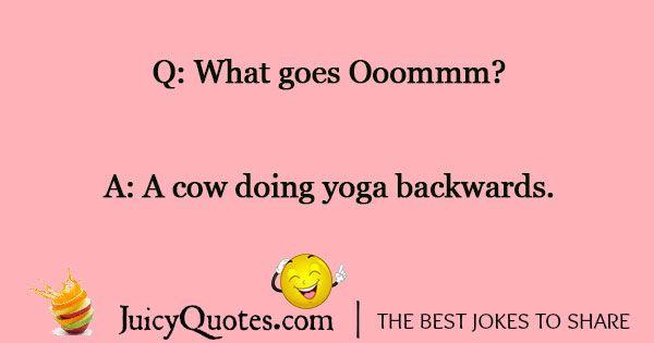 Yoga Joke - 1